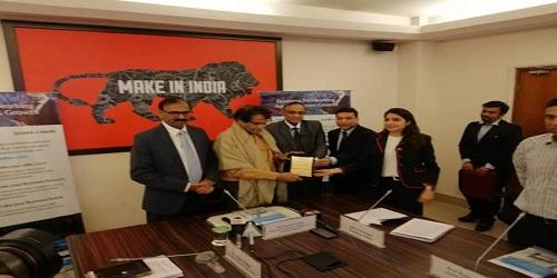 Suresh Prabhu launches digital platform for MSME Exporters