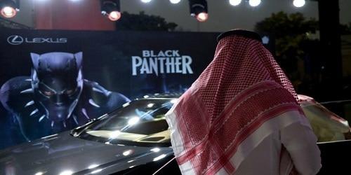 Saudi Arabia unveils first new cinema