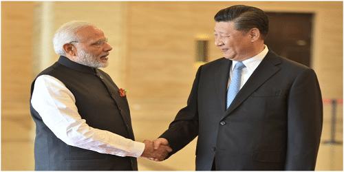 PM Modi visits China for informal summit with Prez Xi