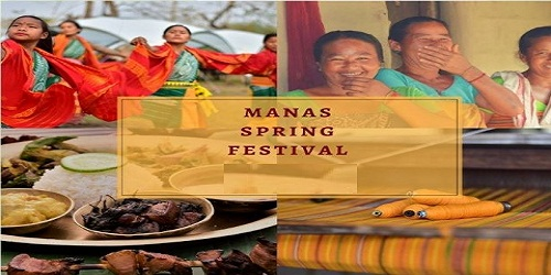 Assam Spring Festival organised at Manas National Park