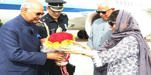 President of India's 2 day visit to Jammu & Kashmir overview
