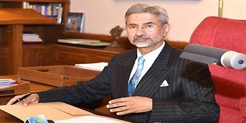 Tata Sons appoints ex-foreign secretary Jaishankar as global corporate affairs head