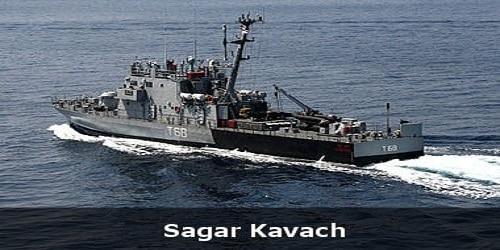 Sagar Kavach: Coastal security exercise held in Kerala