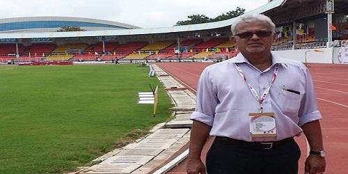 Former Indian athlete Tony Daniel passes away
