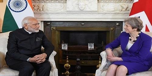 Prime Minister Narendra Modi's UK Visit - Overview