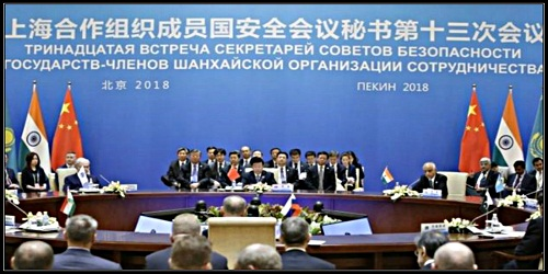 2nd edition of SCO-Afghanistan Contact Group Meeting : Beijing on 28 May, 2018