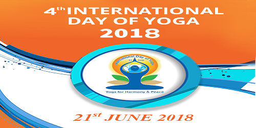 Main event of 4th International Yoga Day Celebrations in Dehradun, Uttarakhanad