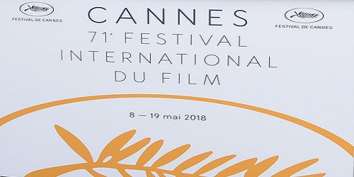 71st annual Cannes Film Festival was held from 8 to 19 May 2018