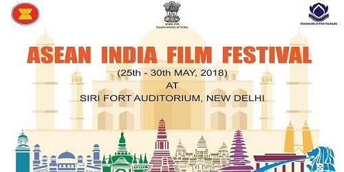 Inauguration of the 5 day ASEAN India Film Festival by the MoS of Information and Broadcasting Col. Rajyavardhan Rathore