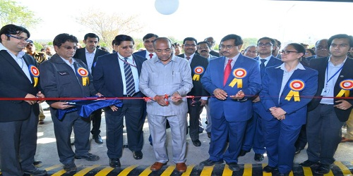 Union Cabinet Minister of Heavy Industries & Public Enterprise (HI & PE), Anant Geete inaugurated the facilities under NATRIP at ICAT Manesar