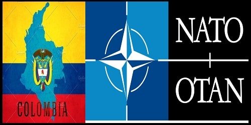 Columbia the first latin American nation to join NATO