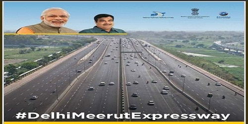 1st phase of Delhi-Meerut expressway inaugurated by PM