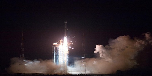 China launches new satellite Gaofen-5 to monitor air pollution