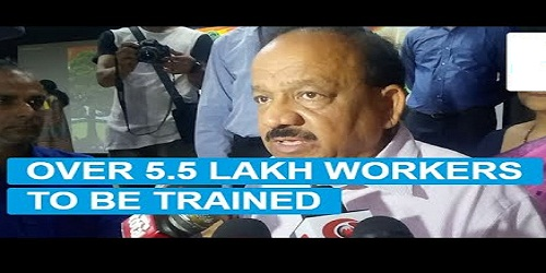 Environment Minister launches programme to train 5.5 lakh green skilled workers by 2021