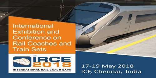 International Rail Coach Expo to be hosted by Integral Coach Factory Chennai