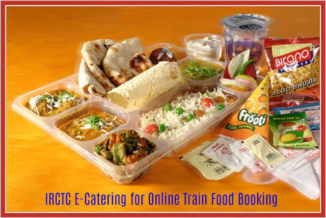IRCTC-E-Catering