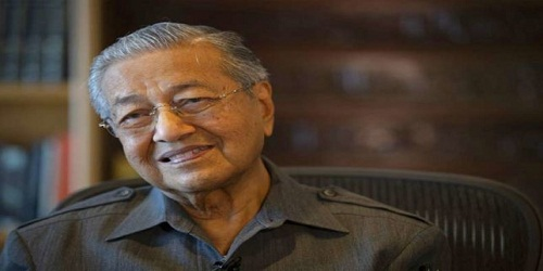 Malaysia's Mahathir Mohamad to become world's oldest leader