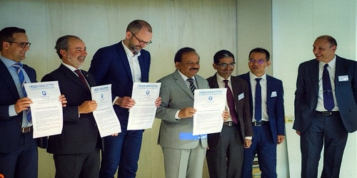 Dr. Harsh Vardhan leads Indian delegation in Mission Innovation (MI) Ministerial at Malmo, Sweden