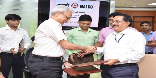 NALCO inks MoU with Government of India, setting highest ever target