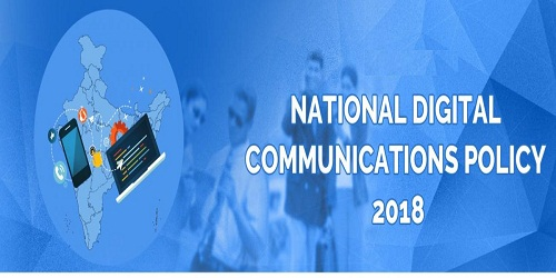 National Digital Communications Policy 2018: DoT releases draft Telecom policy