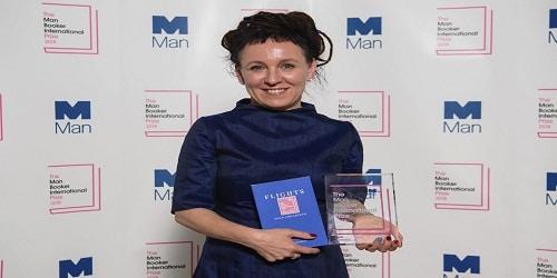Polish author Olga Tokarczuk wins Man Booker International prize