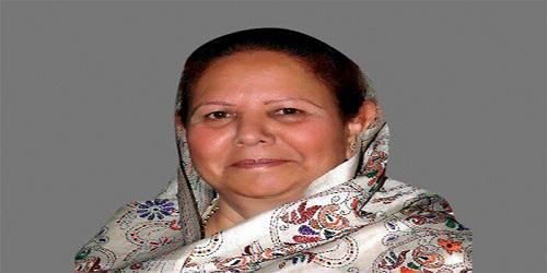 Ex-Himachal Pradesh governor Urmila Singh passed away