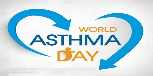 World Asthma Day observed on 1st May