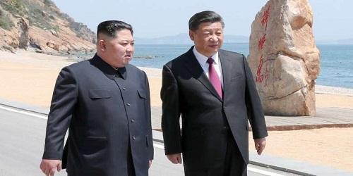 China: Xi met with Kim Jong Un in Dalian