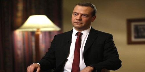 Russian President chooses to retain Dmitry Medvedev as prime minister for his new term