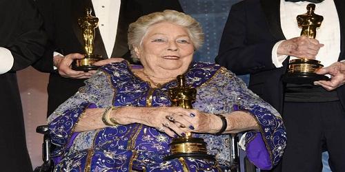 Oscar-winning film editor Anne V. Coates dead
