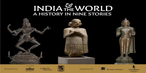 'India and the world: a history in nine stories' inaugurated at national museum in New Delhi