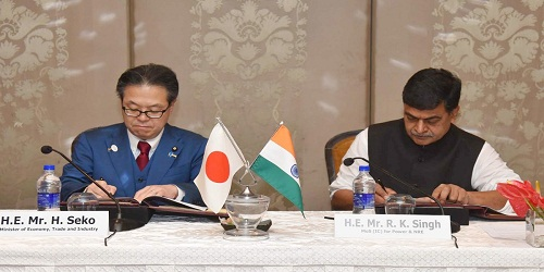 9th India-Japan Energy Dialogue held in New Delhi