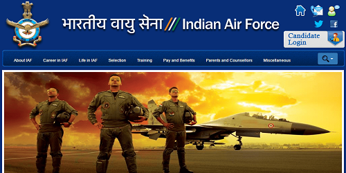 IAF conducts first-ever online exam for selection of airmen