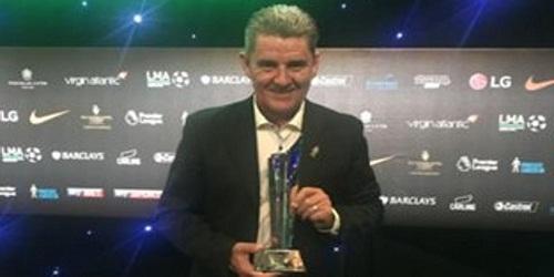 LMA Award for Chennaiyin FC's head coach Gregory