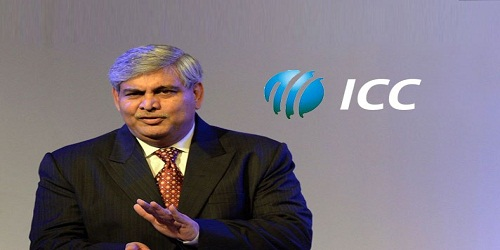 Shashank Manohar elected unopposed, to serve 2nd term as ICC chairman