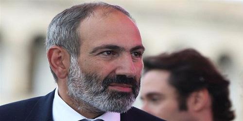 Nikol Pashinyan becomes Prime Minister of Armenia