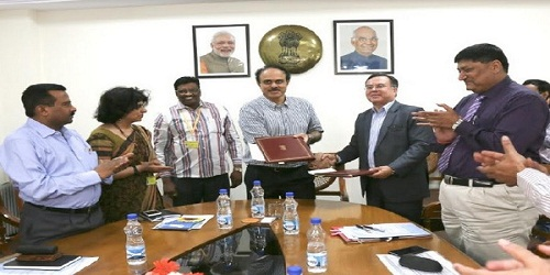 NSIC inks MoU with MSME Ministry for FY 2018-19