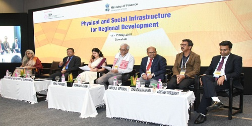 "Two day Regional Conference on ""Physical and Social Infrastructure for Regional Development"" begins in Guwahati"