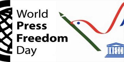 World Press Freedom Day - 3rdMay