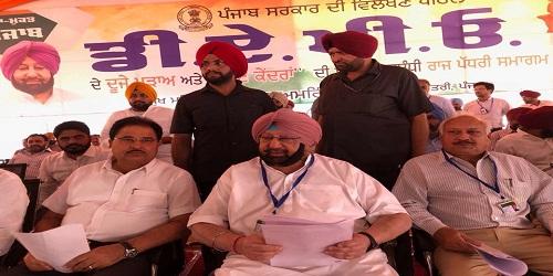 Punjab CM announces development projects for Tarn Taran