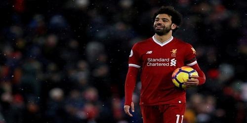 Mohamed Salah named writers' Footballer of the Year