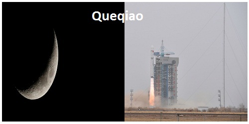 China launches Queqiao satellite to explore dark side of Moon