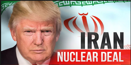 Trump announces US withdrawal from Iran nuclear deal