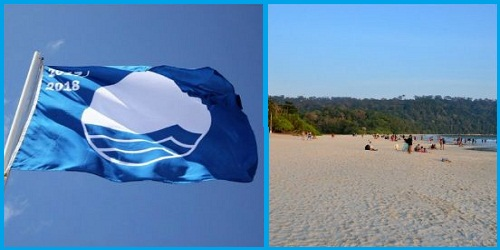 13 Indian beaches to get prestigious Blue Flag certification for being clean & environment-friendly ; first time in Asia.