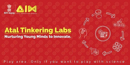 3,000 Additional Atal Tinkering Labs each given a grant of Rs20 lakh announced by the NITI Aayog totaling the amount to 5441 under Atal Innovation Mission.