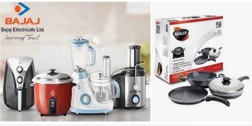 Bajaj Electricals acquires Nirlep Appliances
