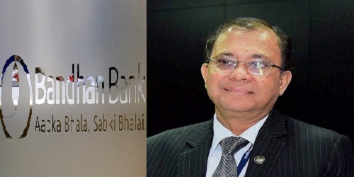 Bandhan Bank appoints former RBI deputy governor H R Khan as chairman