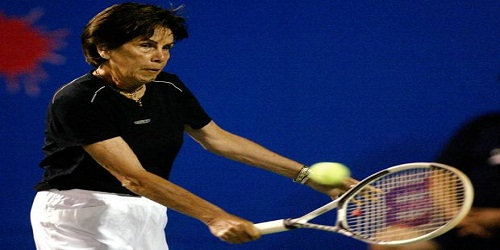 Legendary Brazilian tennis player Maria Bueno dies in Sao Paulo