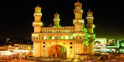 Charminar adopted by NTPC under Swachh Iconic Places Project