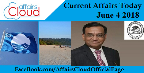 Current Affairs Today June 4 2018